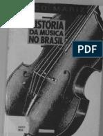 Mariz, V - Historia Da Musica No Brasil - 1994 Pg 118