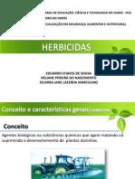 Herbicidas - Slides