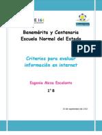 criterio para evaluar la informacion de internet.pdf