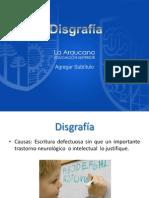 disgrafia 1