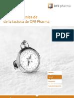 DFE Pharma Lactose_ES