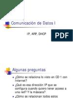 CDII-DireccionesIP