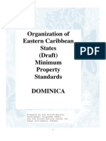 Draft Minimum Property Standards - Dominica .pdf