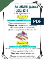 Structura 20132014