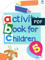 Activity Book for Children 5
