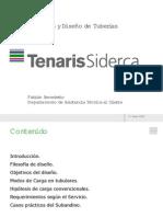 SIDERKA - SELECION_Y_DISEÑO_DE_TUBERIAS