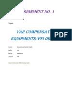 VAR Copensation Equpments1