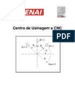 Centro de Usinagem a CNC