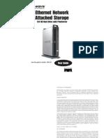 Manual Poflex NAS