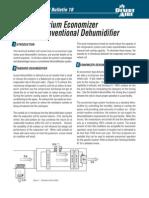 18-TB - Natatorium Economizer vs. Conventional Dehumidifier