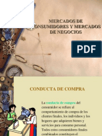Mercados de Consumidores y Mercados de Negocios