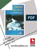 calidaddelaguaescuelacolombianadeingeniera-120420081559-phpapp01