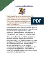 digital audio introduction