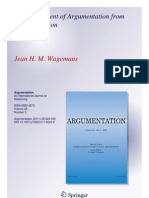 Wagemans_11_The Assessment of Argumentation From Expert