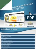 clase10fichainsertarenword2010-120914011723-phpapp02