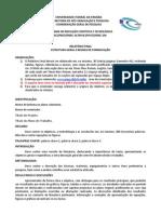 Relatorio Final Ic Estrutura Normas