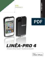 Infinite Peripherals Linea Pro 4 User Guide