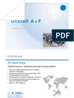 Company Profile OYSTAR A+F (English)