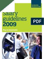 Salary Guidelines 2009 ANGLIA
