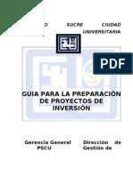 Guia Presentacion Proyectos Pscu Junio 2013 Borrados