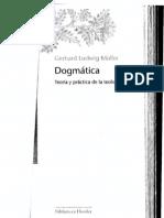 Muller, Gerhard Ludwing Dogmatica