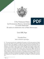 Satis cognitum Léon XIII