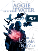 The Dream Thieves Excerpt