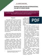 Praktek Penerapan Perjanjian Internasional Dalam Putusan Hakim