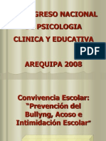 Luis Zapata - Bulling