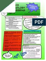 STEM Parent Flyer