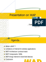 Presentation on WAP[2].ppt