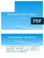 2. Microsoft Office Word