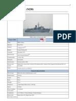 HMS Ledbury (M30)