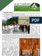 HOJA INFORMATIVA HERMANDAD DE VALDEDIÓS JUNIO 2009