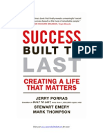 Success Built to Last eBook