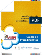 AIEPI-Cuadro de Procedimientos