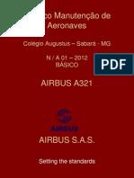 Técnico Manutenção de Aeronaves