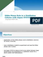 Dist-004H Phase Rule
