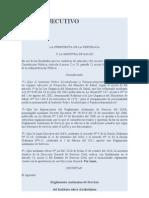 Nuevo Reglamento Autónomo de Servicio del IAFA (3)