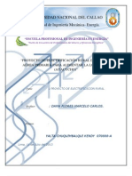 DISEÑO DE UNA LINEA PRIMARIA