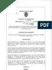 Decreto 4775 de 2009