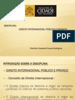 Slides dSlides de Direito Internacionale Direito Internacional