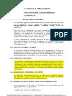 05-ESPECIFICACIONES TECNICAS -TIABAYA