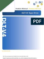 Quantum DLT-V4 Tape Drive Product Guide