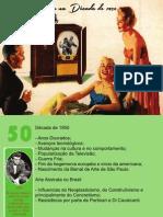 Brasil Década 50