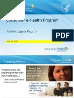 Consumer E-Health Program