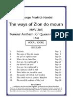 Handel Ways Of Zion