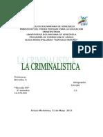 Joe Criminalistica