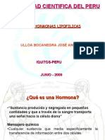 HORMONAS LIPOFILICAS EXPO