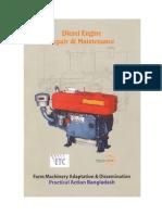 DIESEL Engine Repair and Maintenance.